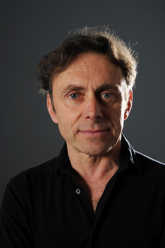 Portrait 1 Patrick Mons